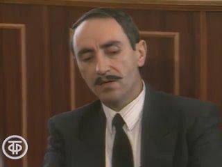 Президент Чеченской республики Джохар Дудаев в документальном фильме Дуки (1992)