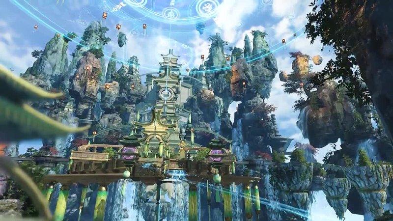 Sword of Legends Online Gameplay Trailer