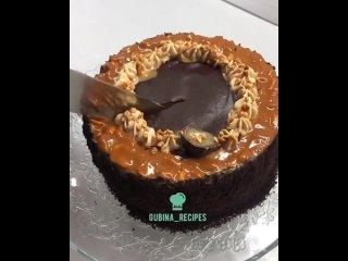 Торт «СНИКЕРС»🔥