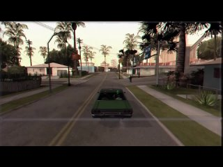 It Was A Good Day - GTA San Andreas