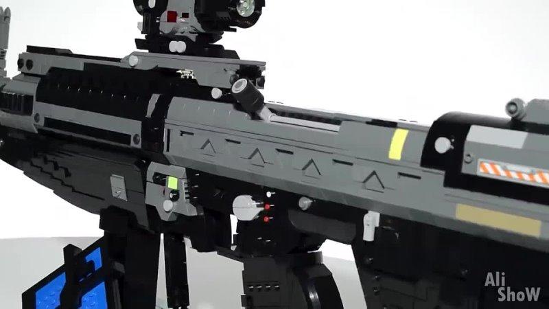 LEGO ОРУЖИЕ с Aliexpress От Которых Ты Офигеешь Безумные Вещи с Алиэкспресс К