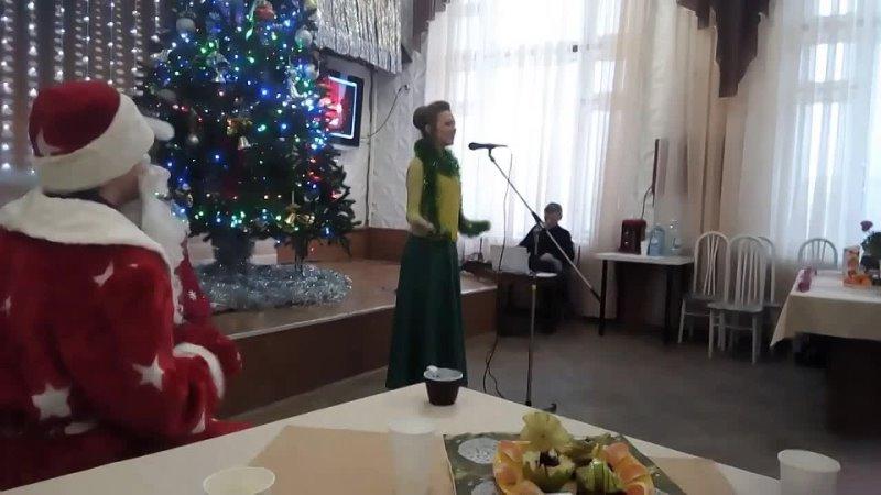 Анечка На катке 2017 г