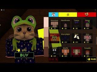 [Red Cat] Я СТАЛ МИШКОЙ ТЕДДИ 2. Плюшевый монстр пугает в Пиццерии в роблокс | Teddy roblox | Эпизод 2. ФНАФ