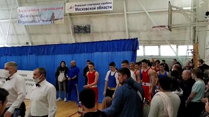 Парад открытия турнира Солнечногорск