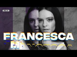 FRANCESCA MICHIELIN A RADIO ITALIA LIVE