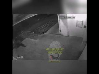 В Ангарске из окна дома мужчине на голову скинули баночку с маслом