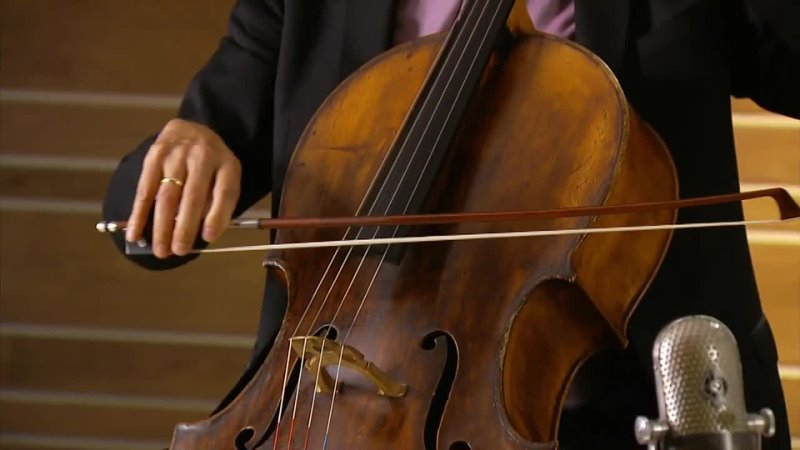 1008 J S Bach Suite No 2 in D minor BWV 1008 Eric Kutz cello