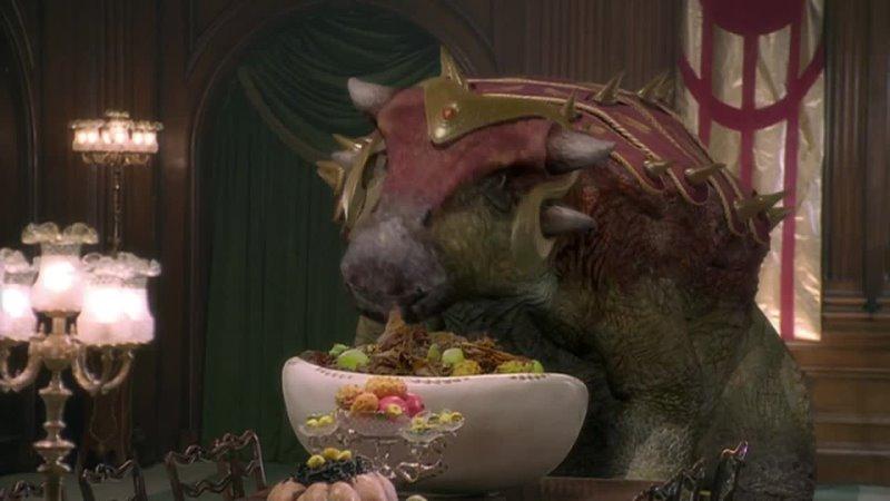 Dinotopia The Mini Series 1x3 eng Динотопия на англ