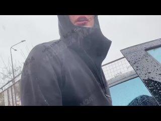[Москва 24] Первое интервью блогера Эдварда Била после ДТП на Садовом кольце