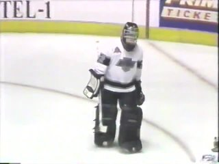Brian Bellows Goal - Game 3, 1993 Stanley Cup Final Canadiens vs. Kings