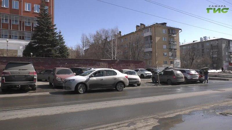 В Самаре начался осмотр дорог после осенне зимнего сезона