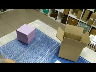 упаковка коробки для фото для отправки