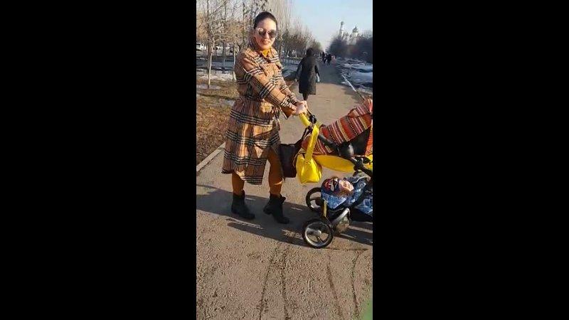 Апгрейд коляски MIMA xari