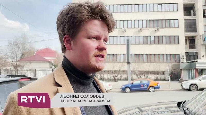Адвокат редактора DOXA об обысках