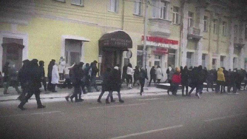 бедный русский коп