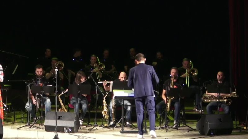Auga Auga Ruzena No Comment Big Band feat ФедораFolk