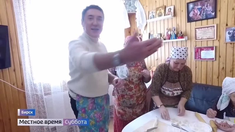 Тур выходного дня в рубрике Руссо туристо от Рустэма Габбасова