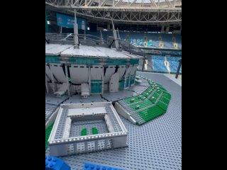 Мини «Газпром Арена»