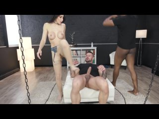 Clea Gaultier (Classy Clea Goes Hard for Analmanias DP LD009) [2021, Anal, Double Penetration (DP), Squirting, 720p]
