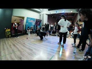 Hip-Hop Kids, Pro, финал, Галиева Алина (win) vs Алёна Си