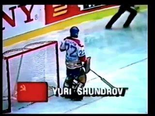 Sokol Kiev - Calgary Flames (1989, Sep. 16. Kiev, Ukraine, USSR)