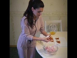 Вксній завтрак за 10 минут (ингредиенты в описании)
