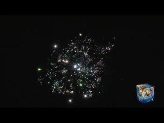 "Салют, фейерверк в Самаре ""СНЕГИРИ"" 25 залпов 0,8"""