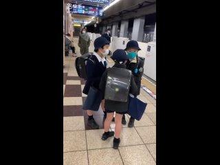 Япония. Школьная форма