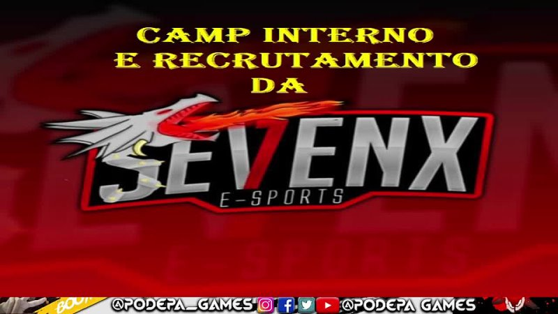 FREE FIRE Camp interno da SVX Seven
