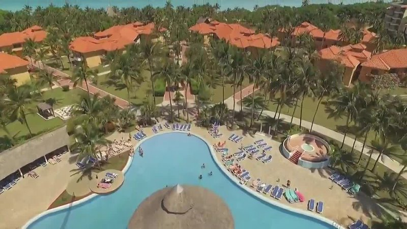 В Лето с Вокруг Света Отель ROC ARENAS DORADAS 4 Рок Аренас Дорадас Куба Варадеро обзор отеля все включено пляж