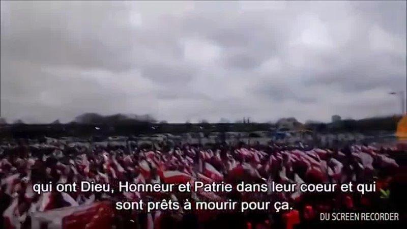 Homme de lannée 2015 - Père Międlar - « Ni islamique, ni laïque, notre Pologne .mp4