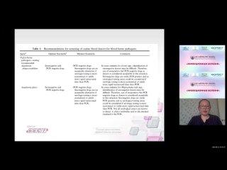 Доклад: «Зарубежный опыт диагностики гемотропных инфекций собак и кошек с использованием метода ПЦР диагностики»