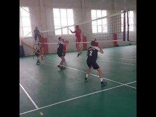 В п.Ильский Северского района прошли финальные соревнования V летней Спартакиады молодежи Кубани по волейболу среди юношей 2003-