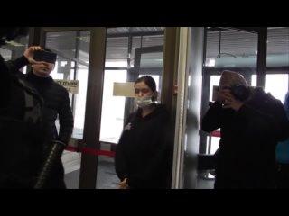 Кто и как охраняет мэрию и её сотрудников! Материал Анны Балкиной и Изотова Сергея !