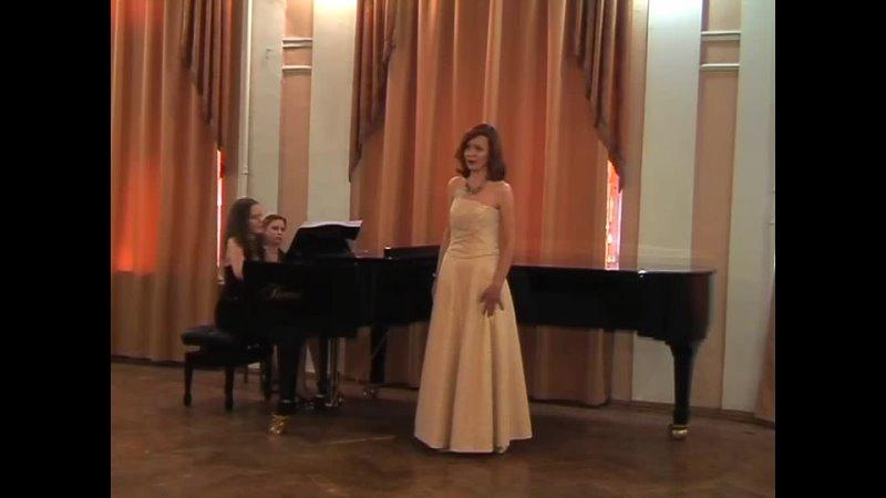 Екатерина Лобанова-Ким-Р.Шуман.Орешник.О.Тислюк,фортепиано