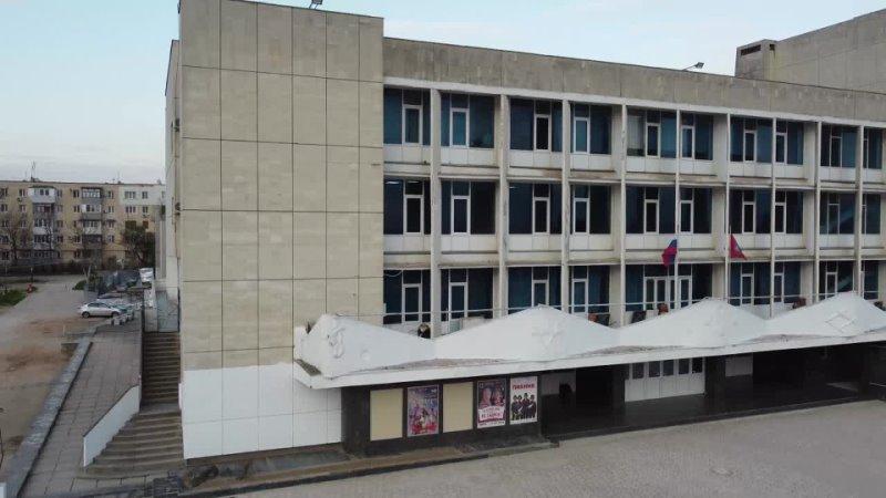 Севастополь с высоты ДКР