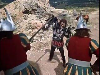 Песня  Флажок  из фильма-сказки  Королевство кривых зеркал  (1963) (360p).mp4