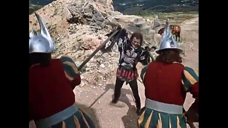 Песня Флажок из фильма сказки Королевство кривых зеркал 1963 360p mp4