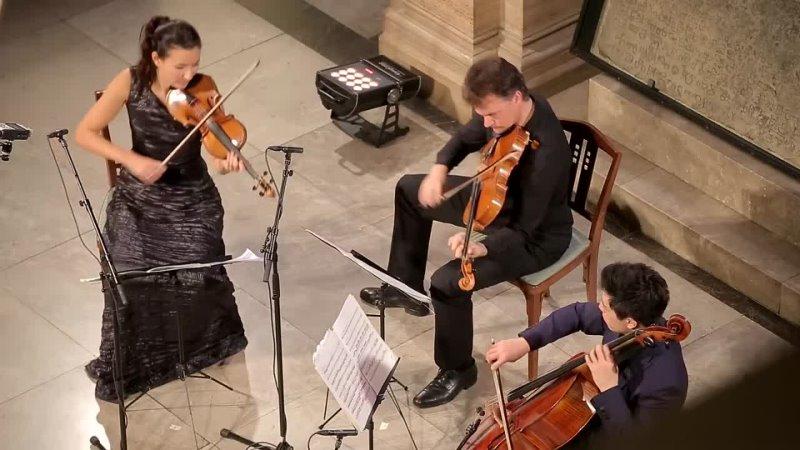 988 J S Bach Dmitry Sitkovetsky Goldberg Variationen BWV 988 Susanna Yoko Henkel Roland Glassl Isang Enders