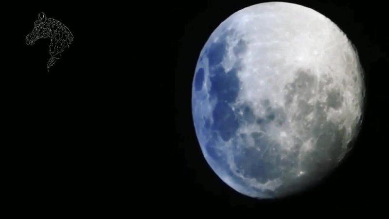 Voici à quoi ressemble l ensemble de la lune depuis l espace 1080P HD