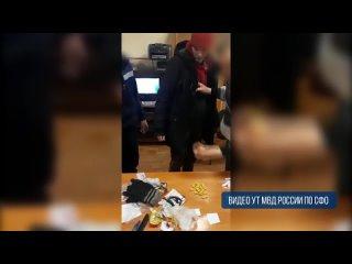 На станции Бердск задержан подозреваемый в распространении наркотиков