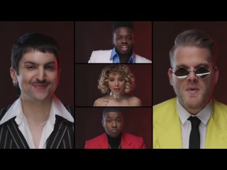 200% [OFFICIAL VIDEO] 90s Dance Medley - Pentatonix