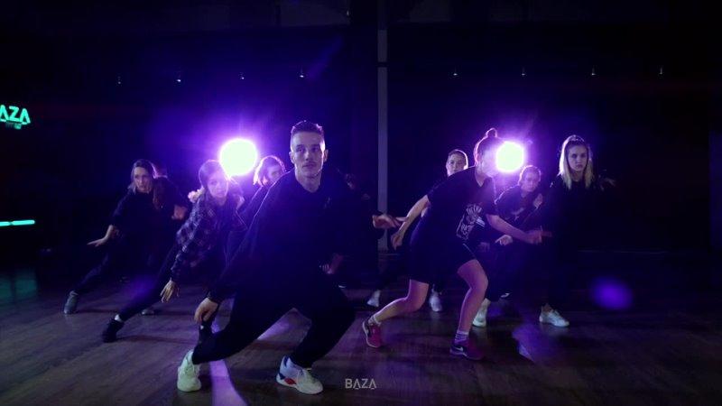 DANCEHALL CHOREO | Max Larjent | BAZA DANCE PLACE