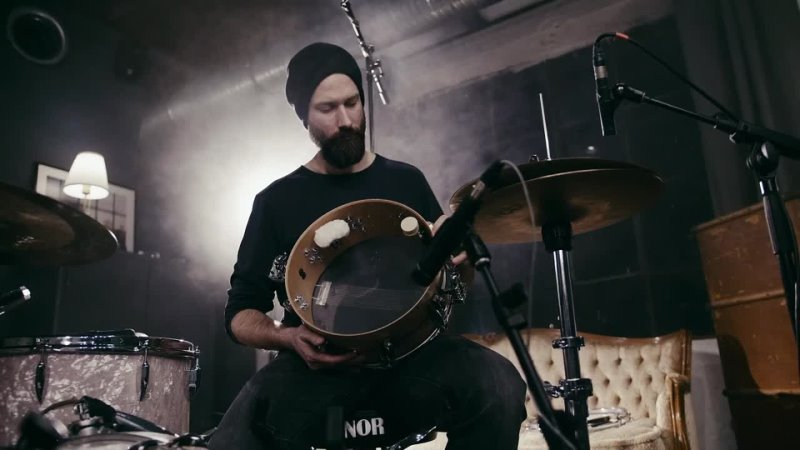SONOR x Benny Greb подписной малый барабан