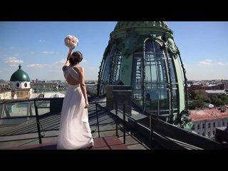 Свадебная прогулка и роспись ДБ2 Артема и Екатерины