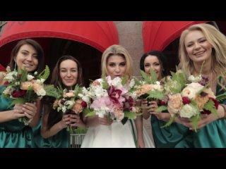 Свадебный клип для Полины и Андрея
