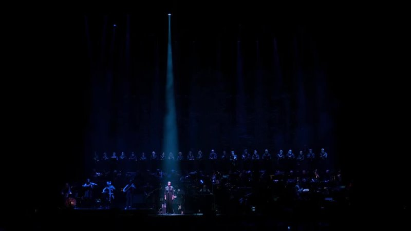 Hans Zimmer Amazing Czarina Russel in Now we are free Gladiator