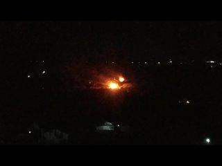 Пожар на Южном