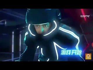 [Stride] Новая реклама с Ибо во время трансляции Peacekeeper Elite League 2021 сезон 1