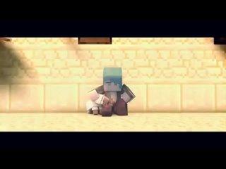 [ДАМБО MUSIC] ТОП 3 ГРУСТНЫХ МАЙНКРАФТ КЛИПОВ (Сборник)   Top Best Sad Minecraft Life Song Animation Песни RUS 13+